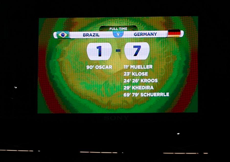 deutschland brasilien ergebnis