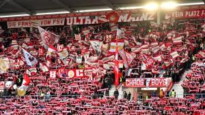 Das Schweigen der Mainzer Fans