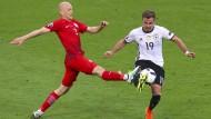 Die Probleme des deutschen Spiels