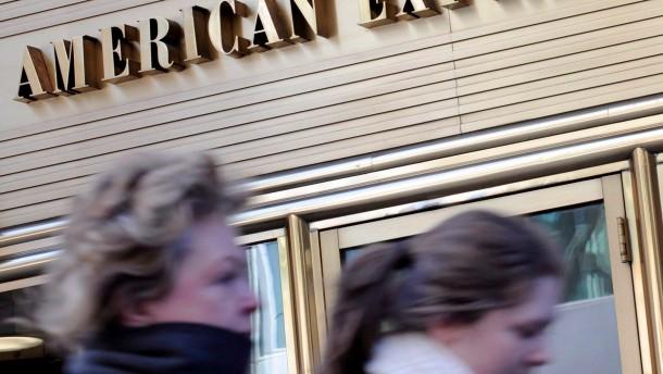 American Express streicht 5400 Jobs