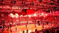 Bamberg deklassiert Oldenburg