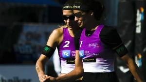 Fehlstart für deutsche Meisterinnen