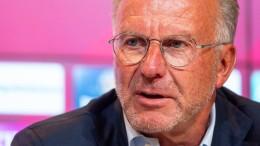 Rummenigge kontert die Kritik am FC Bayern