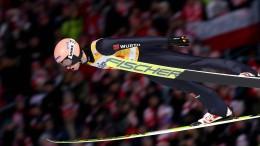 Geiger verteidigt die Weltcup-Führung