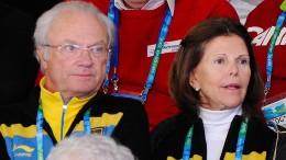 Schwedischer König sorgt für große Empörung