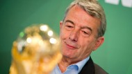 """""""Wir hatten die absolut beste Bewerbung, und das hat uns die Fifa von einer unabhängigen Kommission bestätigt"""": DFB-Präsident Wolfgang Niersbach"""