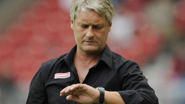 Babbel übernimmt Meistertrainer Vehs Job