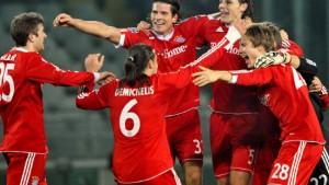Stuttgart trifft auf Barca, der FC Bayern auf Florenz