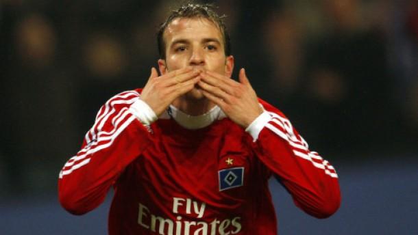Zweites Spiel, zweiter Sieg für den Hamburger SV