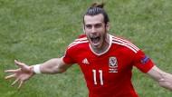 Bale und Robson-Kanu sind Wales' Helden