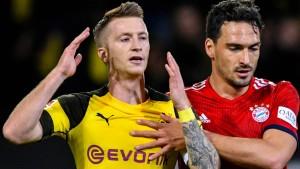 Deutscher Meister? Werden die Bayern!