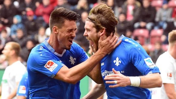 Darmstadt holt den dritten Sieg