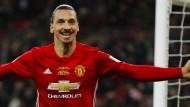 Die große Show des Zlatan Ibrahimovic