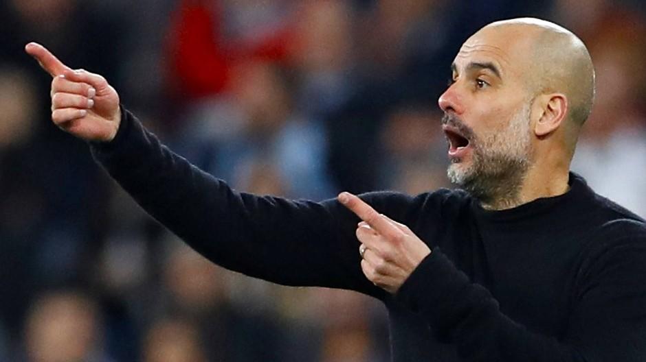 Der Plan geht auf: Pep Guardiolas Taktik führt Manchester City zum Sieg in Madrid.