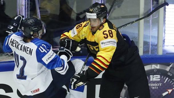 Markus Eisenschmid und sein Traum von der NHL