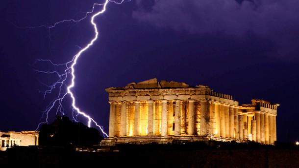 Der Finanzausschuss des griechischen Parlaments billigte den Etatentwurf für 2013