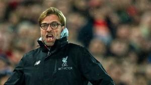 Klopp und Liverpool Punktsieger im Topspiel