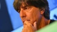 """""""Jetzt ist der richtige Zeitpunkt"""": Bundestrainer Joachim Löw gibt seinen Posten nach der Fußball-EM auf."""