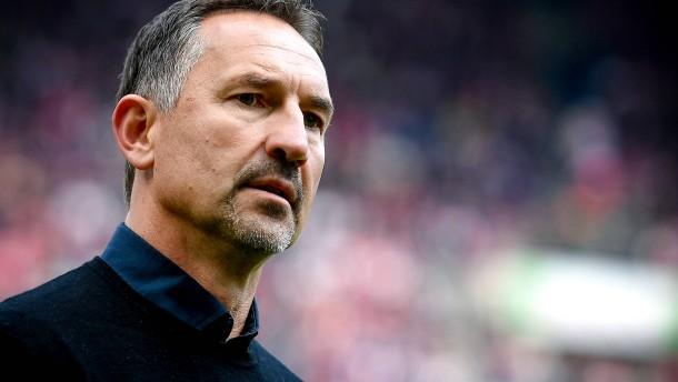 Achim Beierlorzer wird neuer Trainer