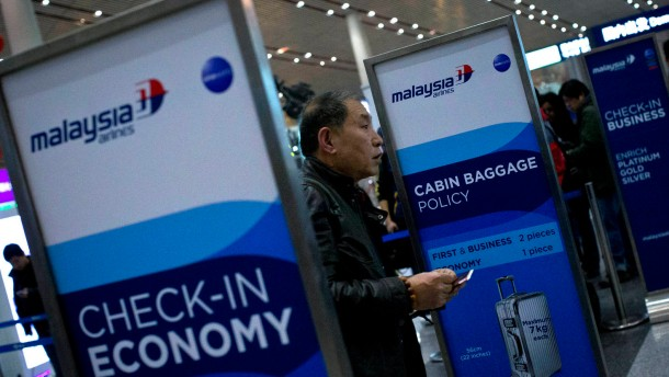 Malaysia kontrolliert Reisepässe nicht ordentlich