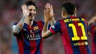 Barça mit Torrekord auf dem Weg zum Triple