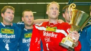 Der TBV Lemgo holt zum drittenmal den Handball-Supercup