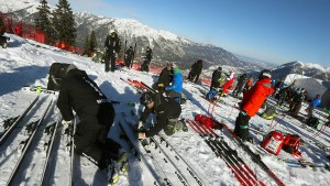 Abfahrt in Garmisch-Partenkirchen abgesagt