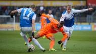 Keine Tore bei Darmstadt gegen Greuther Fürth