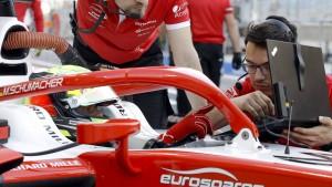 Mick Schumachers guter Start in die neue Klasse