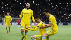 Manchester verliert in Kasachstan
