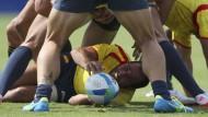 Der Tanz ums Ei in Rio