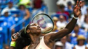 Grand Slam? Ich glaube, Serena schafft es