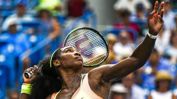 """""""Grand Slam? Ich glaube, Serena schafft es"""""""