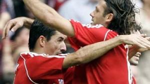 Die Holländer schießen Bayern zum Sieg