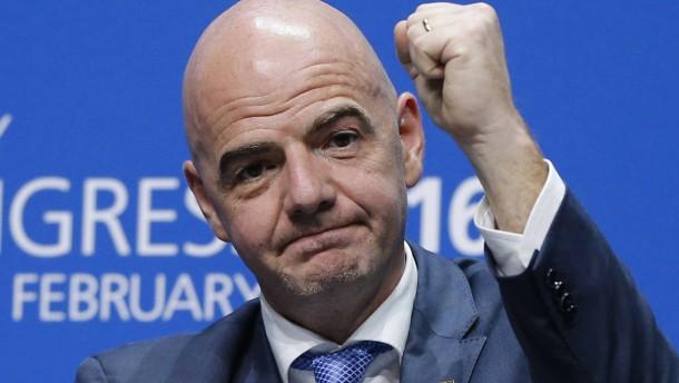 Fifa will Schadenersatz von Funktionären