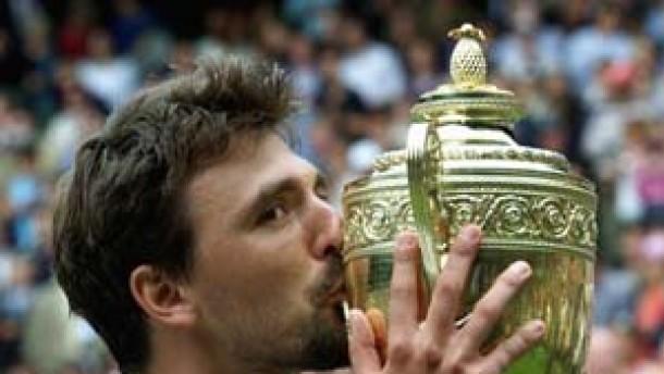 Goran Ivanisevic krönt sein Comeback