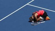 Eine fast unglaubliche Geschichte: Mirjana Lucic-Baroni bei den Australian Open