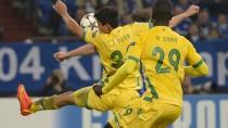 Die entscheidende Szene: Jonathan Silva bekommt den Ball an die Hand, nicht ins Gesicht