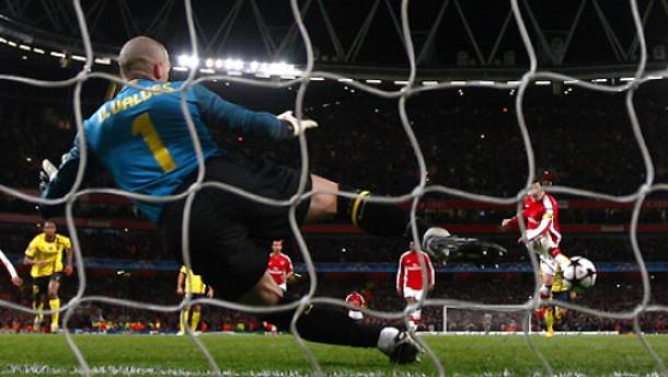 Arsenal kann auch kämpfen