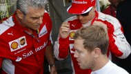Ferrari-Teamchef bemüht sich um Schadensbegrenzung
