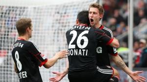 Leverkusen fragiles Gefüge hält - vorerst