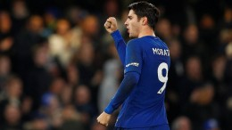 Meister FC Chelsea besiegt Mourinho