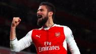 Girouds Zaubertor verzückt die Fußballwelt