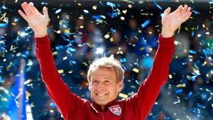 Erster Titeltriumph für Klinsmann