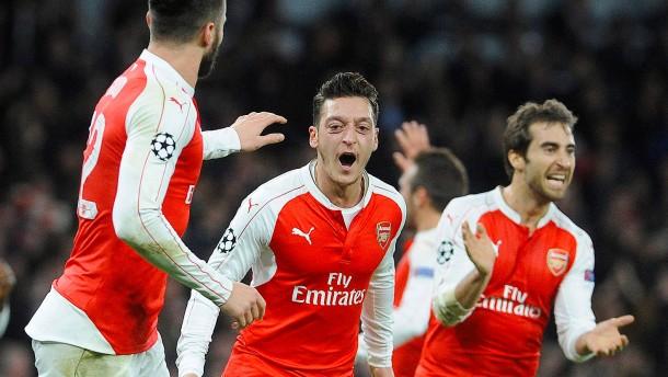 Müssen Özil und Co. die Premier League verlassen?