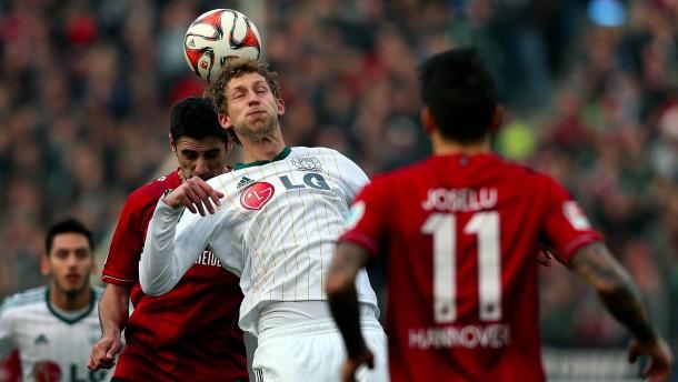 Kießling trifft, Leverkusen siegt