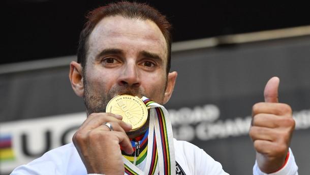 Umstrittener Valverde mit 38 ganz oben