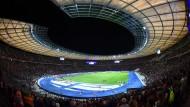 Das Berliner Olympiastadion bot den Leichtathleten bei der EM eine prächtige Bühne.