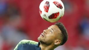 Neymar im Visier