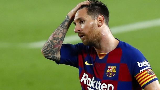 Jetzt drohen Lionel Messi ernste Konsequenzen
